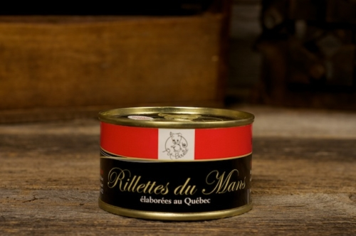 Rillettes - Pot bouille