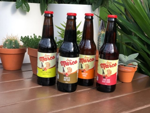 Pack de 4 boissons Maro